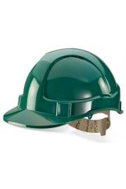 BBVSHG Green B-Brand Vented Safety Helmet (OneSize)