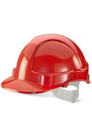 BBVSHRHRD Red B-Brand Safety Helmet Ratchet Headgear (OneSize)