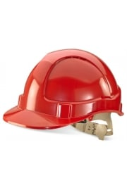 BBVSHRD RED B-Brand Vented Safety Helmet (OneSize)