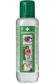 CM0727 Click Medical Cederroth 500ml Eyewas Bottle
