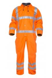 URETERP SNS HI VIS WATERPROOF COVERALL (SMALL TO 2XLARGE)