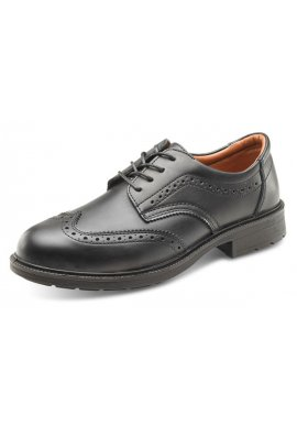 Beeswift Click Footwear Brogue Managers Safety Shoe