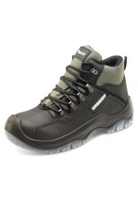 Beeswift Click TBBL traders Traxion Slip Resistant Safety Boot