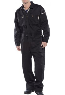 Beeswift CPC Click Premium Boiler Suit  (Size 36 To 54)