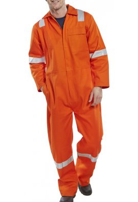 Beeswift CFRBSND Nordic Boilersuit (Size 36 Chest  to 60 Chest)