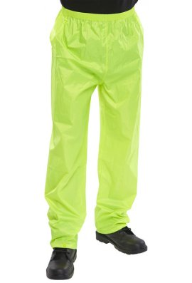 Beeswift NBDT Nylon B Dry Trousers (Small To 3XL)