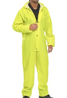 Beeswift NBDC B Dry Nylon Coverall (Small to 3Xlarge)