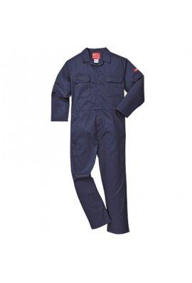 Portwest BIZ1 BizWeld FLame Retardent Boilersuit Reg 31 Inch Leg (XS To 6XL)