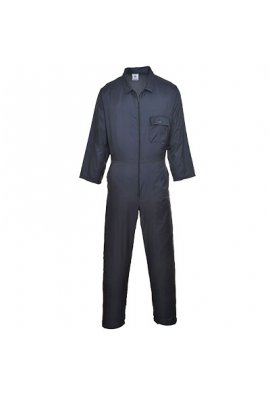 Portwest C803 Nylon Zip Front Boilersuit (Small to 4Xlarge)