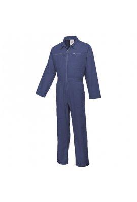 Portwest C811 PortWest Zip Front Cotton Boilersuit (Xsmall to 4XLarge)