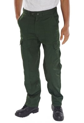 Beeswift PCTHWBG Combat Style Workwear Trousers