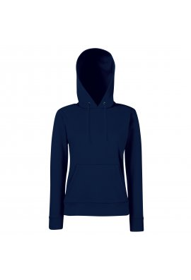 Fruit Of The Loom SS038 Ladies Classic Hooded Sweatshirt (XS to 2XLarge)  9 COLOURS