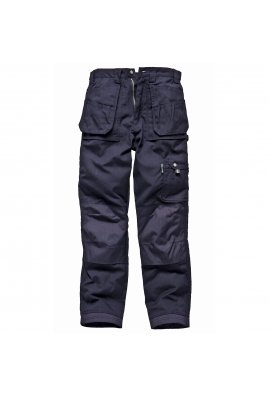 Dickies WD009 Eisenhower Heavy Duty Multi-Pocket Trousers Navy