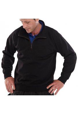 Beeswift CLQZS Click Workwear 1/4 Zip SweatShirt (Xsmall to 6Xlarge) 2 COLOURS