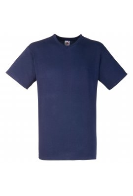 Fruit Of The Loom SS034 Valueweight V-Neck T-shirt (Small To 2XL) 7 COLOURS