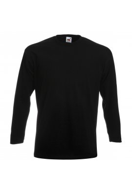 Fruit Of The Loom SS042 Super Premium Long Sleeve T-Shirt (Small To 2XL) 2 COLOURS