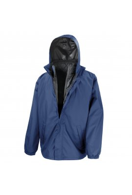 Result R215X Core 3-In-1 Jacket With Quilted Body Warmer (XSmall to 3XLarge) 2 COLOURS