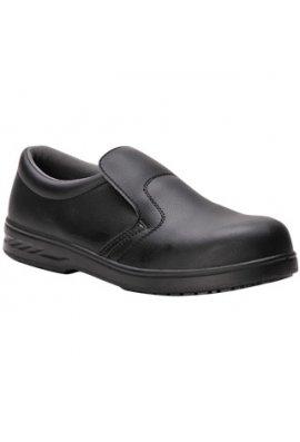 Portwest FW81 Steelite Slip On Safety Shoe