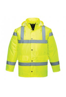 Portwest S461 Hi Vis Breathable Jacket (Small To 3XL)