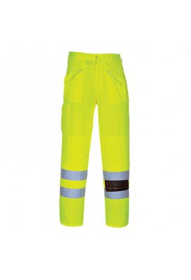 Portwest E061 Hi-Vis Action Trousers (Small To 3XL)
