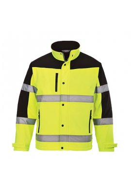 Portwest S429 Two Tone Softshell Jacket (Small To 3XL)