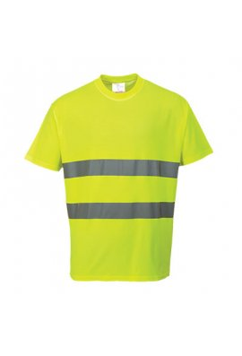 Portwest S172 Cotton Comfort T-Shirt (Small To 3XL)