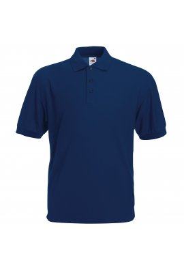 Fruit Of The Loom SS402 65/35 Polo (Small To 5XL) 16 COLOURS