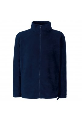 Fruit Of The Loom SS528 Full Zip Fleece (Small to 2Xlarge) 5 COLOURS