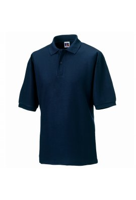 Russell J539M Classic Poly/Cotton Polo (Small to 2XL) 11 COLOURS