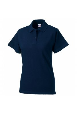 Russell J569F Womens Classic Cotton Polo (Xsmall to 2XLarge) 13 COLOURS