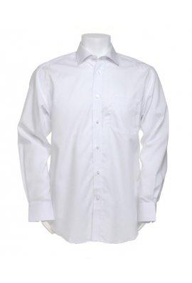 Kustom Kit KK116 Premium Non Iron Corporate Long Sleeved Shirt  (Collar size 15.0 To 19.0)  2 COLOURS