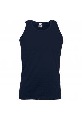 Fruit Of The Loom SS100 Valueweight Athletic Vest (Small To 2XL) 5 COLOURS