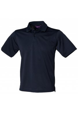 Henbury HB475 CoolPlus Polo Shirt (Small to 3XLarge) 12 COLOURS