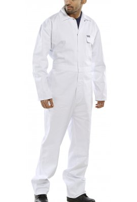 Beeswift CDBS Cotton Boilersuit (34 to 62 Chest) 2 COLOURS
