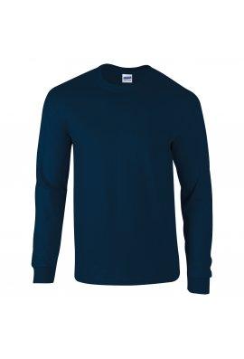 Gildan GD014 Ultra Cotton Long Sleeved T-shirt (Small To 2XL)  11 COLOURS