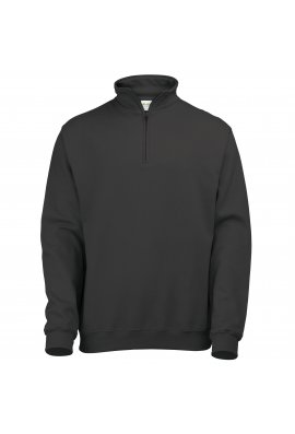 AWD is Hoods JH046  1/4 Zip Sweat Shirt (Small to 2Xlarge) 7 COLOURS