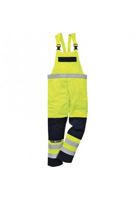 Portwest FR63 Multi-Norm Bib And Brace (Small To 2XL)