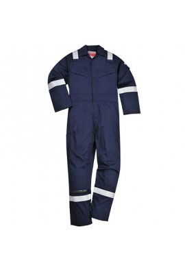 Portwest FR52 Padded Winter Flame Resistant Anti-Static Coverall  (S To 3XL)