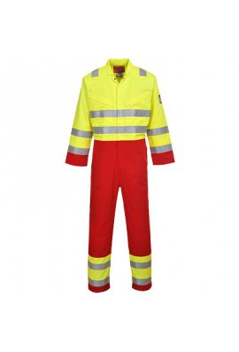 Portwest FR90 BizFlame Services Coverall (Small To 3XL)