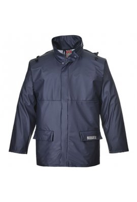 Portwest FR46 Sealtex Flame resistant Waterproof Jacket (Small to 3XLarge)