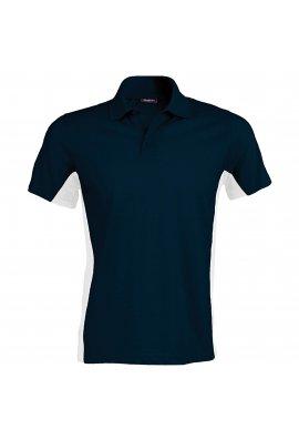 Kariban KB232 Two Tone  Polo Shirt (Small to 2XLarge)  7 COLOURS
