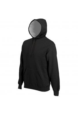 Kariban KB443 Heavy Contrast Hooded Sweatshirt (XSmall to to 3XLarge)  3 COLOURS