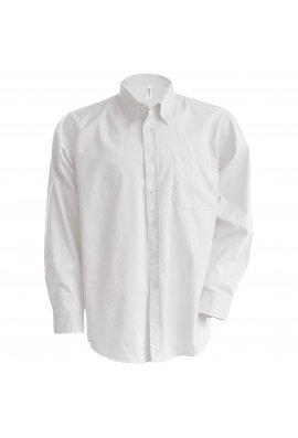 Kariban KB533 Long Sleeve EasyCare OxFord Shirt  (S To 6XL)  2 COLOURS