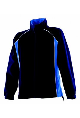 Finden And Hales LV551 Womens Piped Microfleece Jacket (Small to 2XLarge)