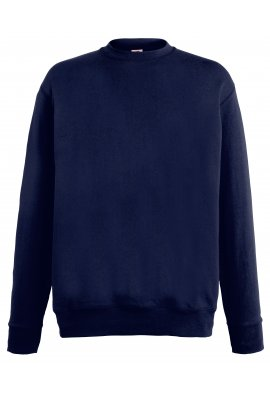 Fruit Of The Loom SS926 LightWeight Set-In SweatShirt (Small To 2XL) 13 COLOURS