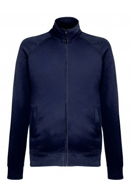 Fruit Of The Loom SS928 Full Zip Light Weight Sweat Shirt  (Small to 2Xlarge)  12 COLOURS