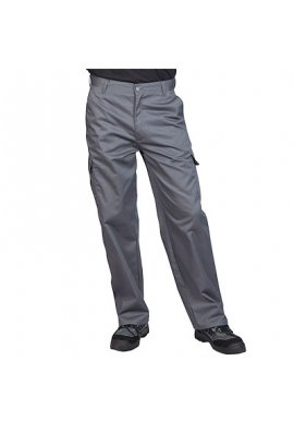 Portwest C701GRY Combat Trousers (28 TO 48 Waist)