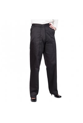 Portwest LW97BL Ladies  Combat Trousers with back Waist Elastication (XSmall to 4XLarge
