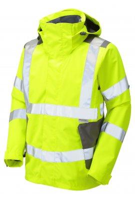 Leo Workwear J04-Y Class 3 Exmoor Jacket (Small To 6XL)