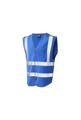 Leo Workwear W05 Pilton Hi Vis Vests (Small To 4XL) 12 COLOURS